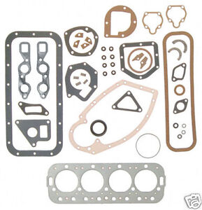 International Harvester C113 C123 C135 Engine Gaskets New Free Shipping