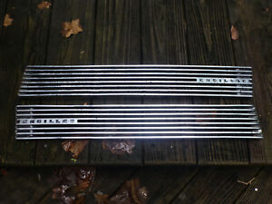 1939 Cadillac Hood Vents Trim Molding Make Offer On 1 Or 2 Lh Or Rh