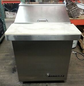 Victory Refrigerator Prep Table Ur 27 sala 27 Big Top Salad Sandwich Pizza