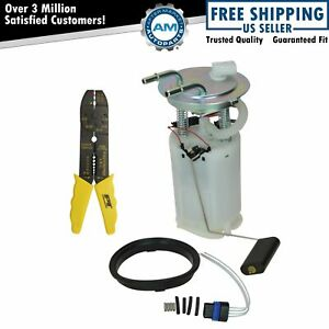 Engine Fuel Pump Sending Unit Module Assembly For Gm Truck Suv New