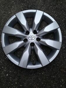 Toyota Corolla 2014 2015 2016 16 Hubcap Wheel Cover 42602 02420 61172