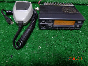 Kenwood Tk 941 Tk941 1 900mhz Mobile Radio With New Oem Palm Mic Free Ship B17