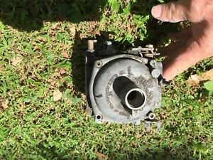 Triumph Tr6 1969 72 Zenith Stromberg 175cd Manual Choke Carburetor 5