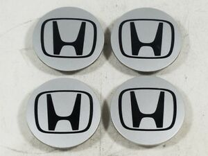2012 Honda Civic Set 4 Center Caps 44732 s9a a00 Oem