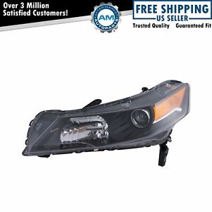 Hid Headlight Headlamp Assembly Lh Lf Driver Side For 12 14 Acura Tl Brand New