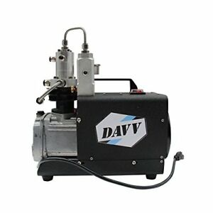 4500 Psi Portable High Air Compressor Paintball Fill Station System For Pcp Game