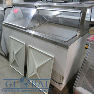 True Ice Cream Dipping Cabinet Freezer 68 Tdc 67
