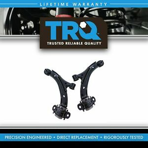 Front Lower Control Arm W Ball Joint Pair Lh Rh Sides For Ford Mustang New