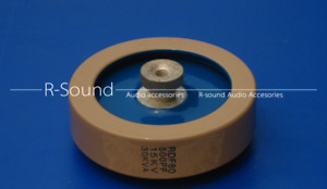 1pc Rdf80 500pf 15kv 30kva Frequency High Voltage High Power Capacitor