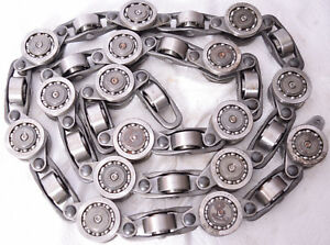 Rw Trolly Bearing Track Chain For Overhead Conveyor System 8 H08 2925 Bearings