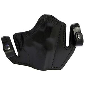 Frontline Fl90280 bk Black Rh Tuckable Holster Fits Smith Wesson 69
