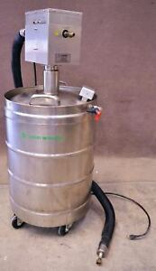 Ta Instruments Cryofab Cfl 50 Dewar Liquid Nitrogen Cooling Cryogenics Unit Ln2