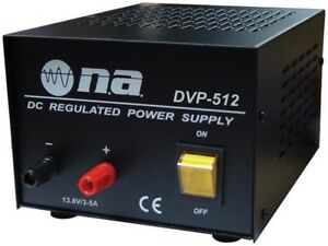 Nippon Dvp512 110volt Power Supply Built In Surge Protection