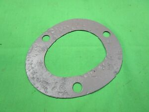 Mg Mga Roadster Coupe Trunk Floor Reinforcement Ring Around Gas Fill Tube
