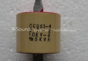 1pc Ccg61 4 27 k 10kv u 5kva High Voltage Ceramic Capacitor