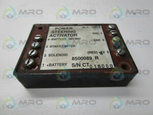 Yale 8500089r Power Steering Activator Used