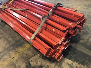 Used Pallet Racking Beams 8