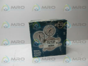 Victor 0781 1153 Dfm 150 580 Flow Meter Cylinder Regulator New In Box
