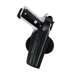 Bianchi 19166 Black Paddle Holster Special Agent Rh Sig Sauer P228 P229 P239