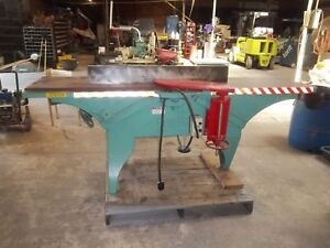 L Power 16 Inch 3 Knife 3 toed Jointer