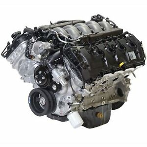 Ford Performance M 6007 m50a Ford Racing Crate Engine 2015 16 Mustang Gt 5 0l Co