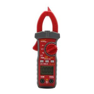 Ua220d Lcd Digital Power Clamp Meter Multimeter Voltage Ampere Ac dc Tester Ga