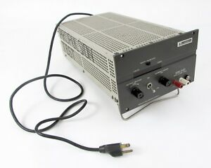 Lambda Model Lq 533 Regulated Power Supply Output 0 60v 3 3a