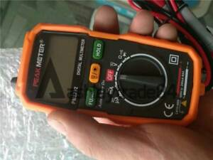 Ms8232 Non contact Digital Electric Multimeter Mini Voltage Current Tester