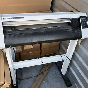 Graphtec Ce5000 60 Vinyl Cutter Plotter Seller Hasn t Tested This Item as Is