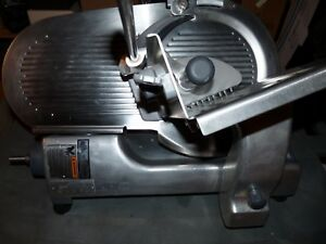 Hobart 2612 Commercial Deli Meat Cheese Slicer Manual For Parts In Ohio