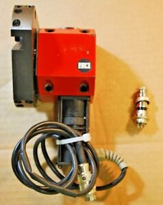 Emco Compact 5 Cnc Lathe Tool Turret Auto Tool Changer Original Connector