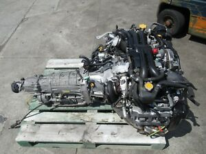 08 09 Subaru Outback Legacy 2 0l Engine Jdm Ej205 Turbo 2 5l Engin