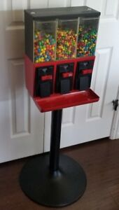 Custom Paint Single Vend Star 3000 Candy Machine With Keys