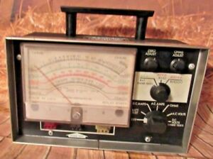 Electro specialties Briggs Stratton Volt ohm amp Meter Tester