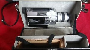canon auto zoom 814 super 8 movie camera