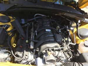 1k Mile Charger Engine 5 7l Hemi 2017 Motor Freeship Warranty Oem