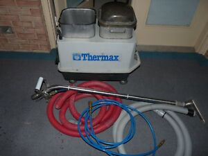 Thermax cp5 Professional Carpet Extraction Cleaning Steam Cleaner Extractor Ohio