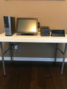 Dell Pos System Combo Used