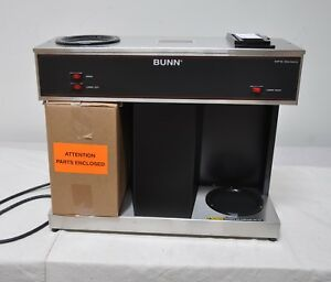 Bunn Vps 64 Oz Pourover Coffee Brewer