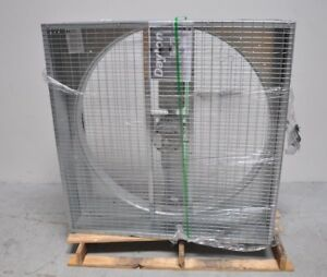 Dayton 230 460v 1hp Direct Drive Agricultural Exhaust Fan