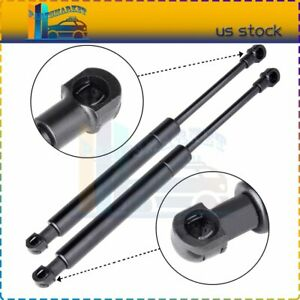 Set Of 2 Front Hood Lift Supports Struts Shocks For 1999 04 Jeep Grand Cherokee