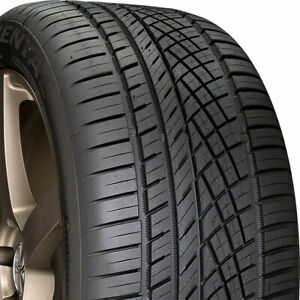 4 New 255 45 20 Continental Extreme Contact Dws06 45r R20 Tires 32246
