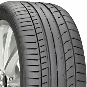 1 New 295 30 20 Continental Sport Contact 5p 30r R20 Tire