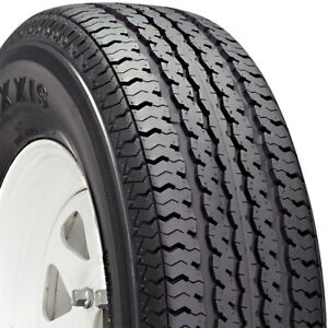 2 New 205 75 15 Maxxis M8008 St Radial Trailer 75r R15 Tires 10364