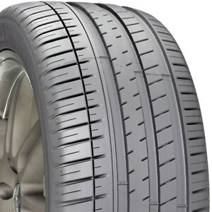 2 New 255 40 18 Michelin Pilot Sport Ps3 40r R18 Tires