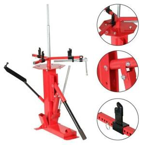 Portable Tire Changer 4 To 16 1 2 For Motorcycle Trailer Bike Atv Truck Us Red