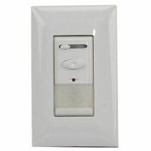 Watt Stopper Wd 180 Dimmable Pir Wall Switch Occupancy Sensor