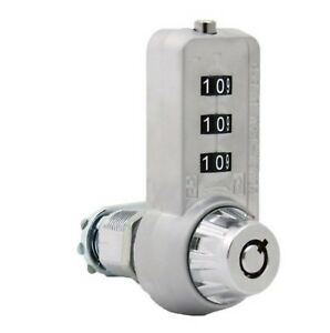 Combi cam Ultra 7440l 3 dial With 1 12 In Cylinder Lock