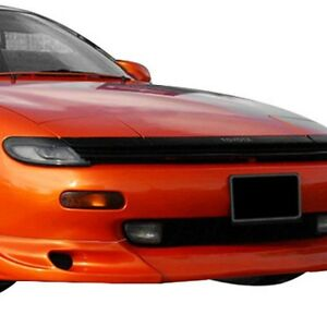 For Toyota Celica 90 93 Front Add On Bumper Lip Zyclone Style Fiberglass Front