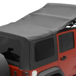 For Jeep Wrangler 2007 2009 Bestop 79137 35 Replace a top Black Diamond Soft Top